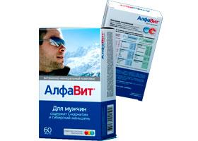 Витамины Алфавит для мужчин