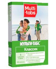 Витамины Мультитабс классик