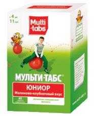 Витамины Мульти-табс юниор
