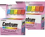 Витамины  Центрум пренатал