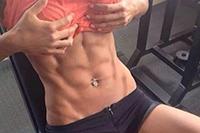 Обертывание для похудения живота и боков пищевой пленкой отзывы